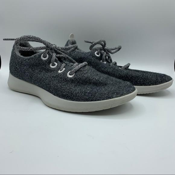 Allbirds Women's Wool Runners Gray Size 9